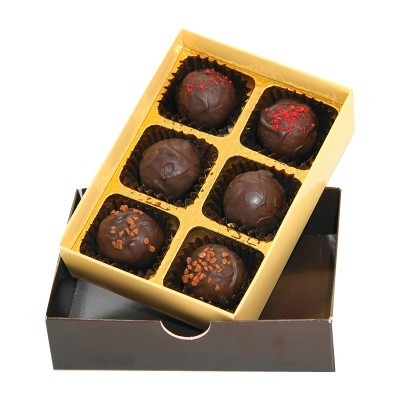 Dark Truffle Collection Small Box