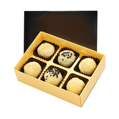 White Truffle Collection  Small Box