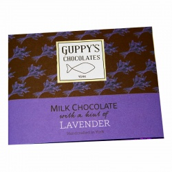 Hint of Lavender Bar