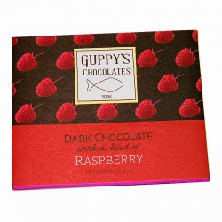 Hint of Raspberry Bar