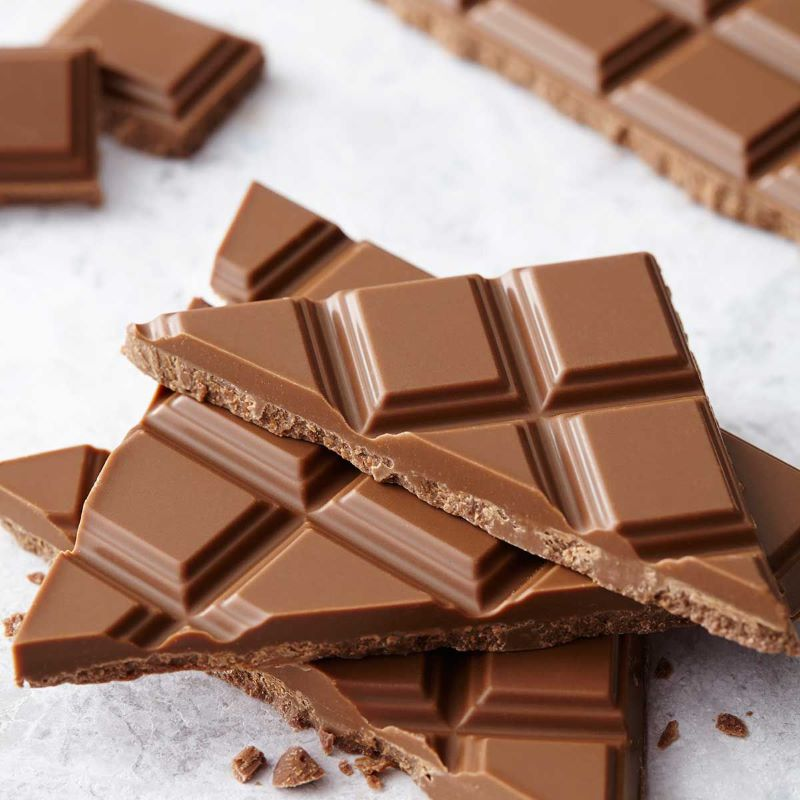 Milk Chocolate Bars