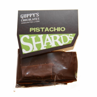 Milk Pistachio Shards 50g
