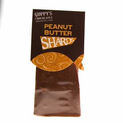 Milk Peanut Butter Shards 100g
