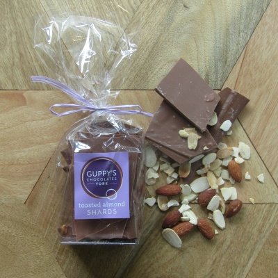 Sugar Free Milk Chocolate Toasted Almond Shard