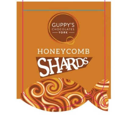 Milk Honeycomb Shards 90g