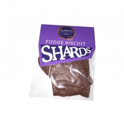 Milk Fudge & Biscuit Shards 45g
