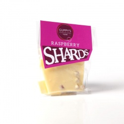 White Raspberry Shards 45g