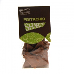 Milk Pistachio Shards 100g