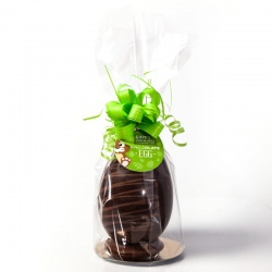 Dark Chocolate Easter Egg Medium