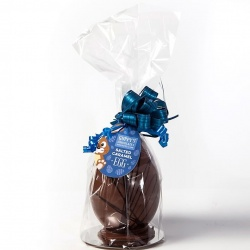 Medium Milk Chocolate Salted Caramel Easter Egg