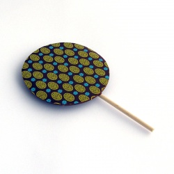 Milk Chocolate Easter Egg Lolly