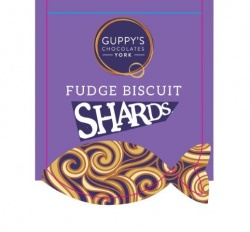 Milk Fudge Biscuit Shards 90g