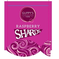 White Raspberry Shards 90g